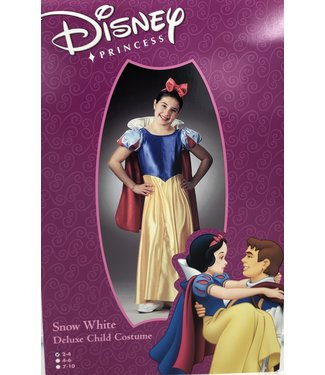 Disguise Snow White, Deluxe - Child 2-4