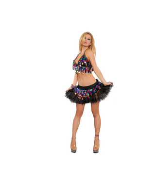 WF 4136 – Mardi Gras Costume Set -Multi -One Size