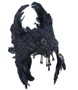 WF 63012 – Costume Headpiece Beaded