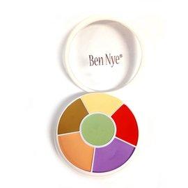 Ben Nye Total Corrector Wheel 6Clr 1oz/28gm