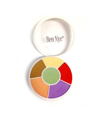 Ben Nye Total Corrector Wheel 6Clr 1oz/28gm