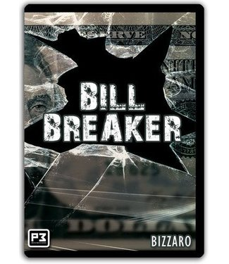 Bill Breaker DVD and Download by Bizzaro Download + Cards