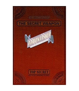 The Secret Weapon - Card by Aaron Fisher