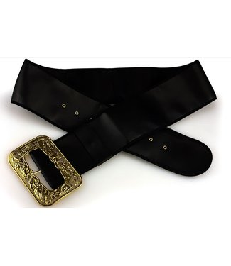 Santa Belt With Decorative Buckle - SW