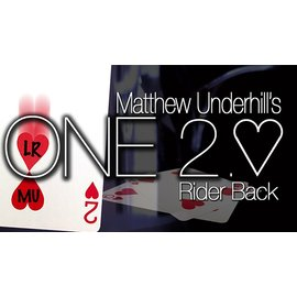 ONE 2.0 (Gimmick and Online Instructions) by Matthew Underhill