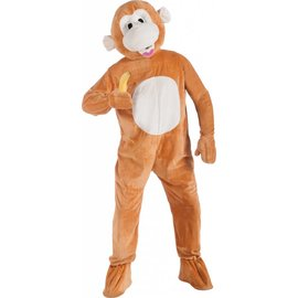 Forum Novelties Monkey Mascot - Adult Standard 42