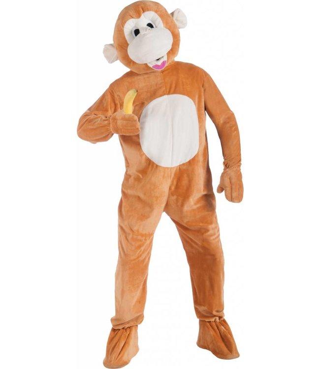 Forum Novelties Monkey Mascot - Adult Standard 42