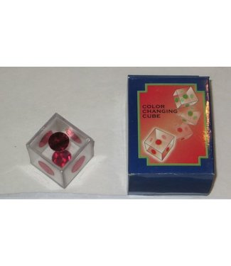 Fun Time Color Changing Cube