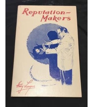 USED Reputation Makers, soft cover by Harry Lorayne 1971 LIKE NEW