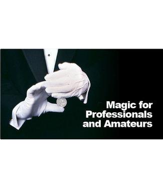 Ronjo Private 1 Hour Vitual Magic Lesson