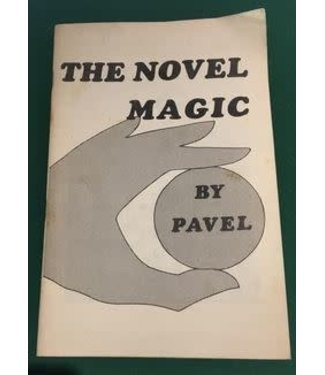USED The Novel Magic by Pavel