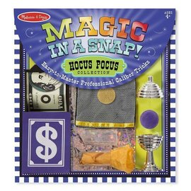 Magic in a Snap! Hocus Pocus Collection, Magic Set Melissa and Doug