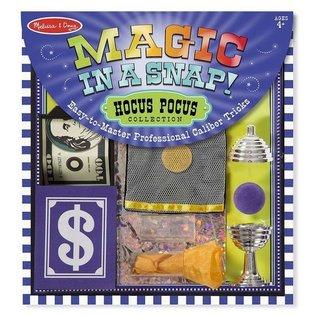 Magic in a Snap! Hocus Pocus Collection, Magic Set Melissa and Doug