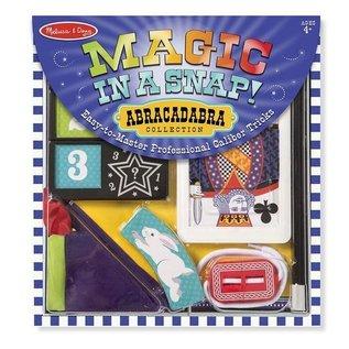 Melissa And Doug Magic in a Snap! Abracadabra Collection, Magic Set Melissa and Doug