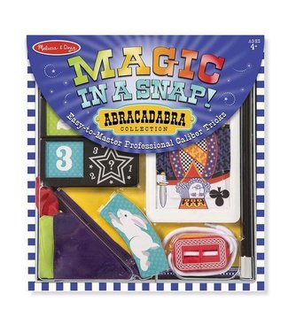 Magic in a Snap! Abracadabra Collection, Magic Set Melissa and Doug