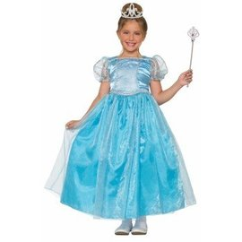 Forum Novelties Lady Blue Princess - Child Large 12-14