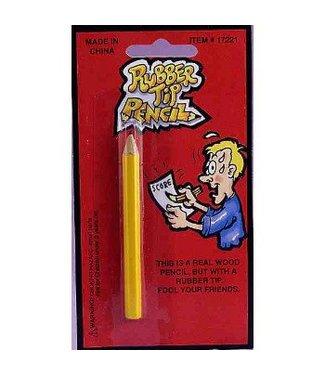 Forum Novelties Rubber Tip Pencil
