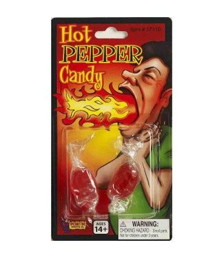 Forum Novelties Hot Pepper Candy