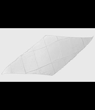 Magic By Gosh Silk 18 Inch Diamond Cut White
