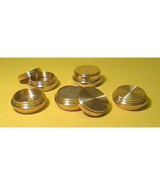 Okito Box Half Dollar 4 Coin by Viking Mfg. (M10)