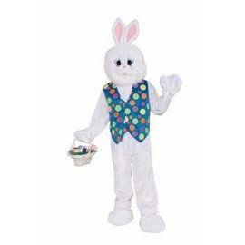 Forum Novelties Plush Funny Bunny - Adult Mascot