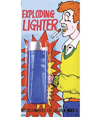 Joker Exploding Bang Lighter