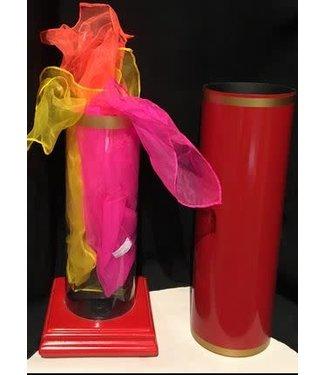 Crystal Silk Cylinder, Jumbo