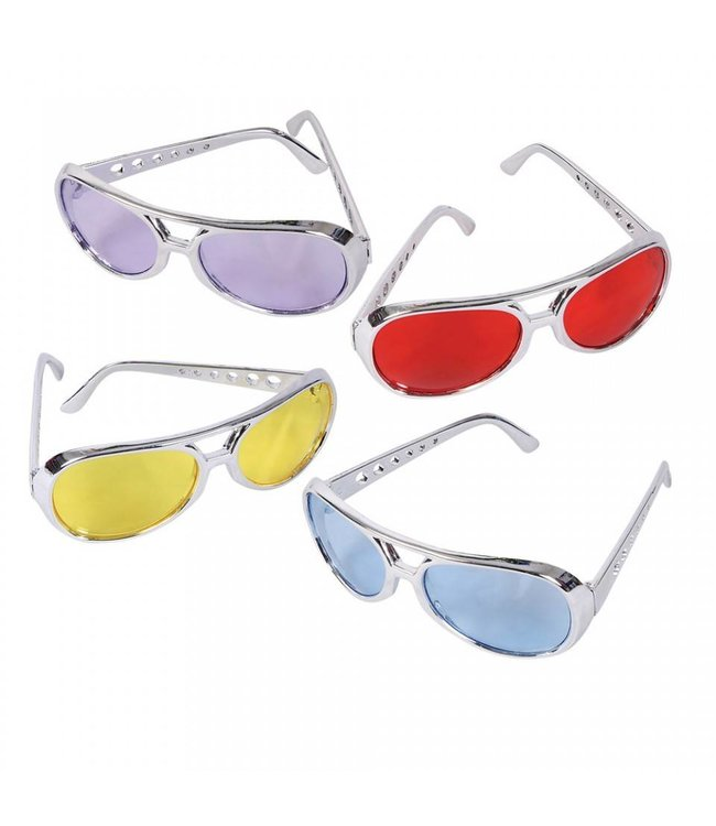 Rock Star Sunglasses - Assorted Colors by Rinco