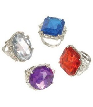 Ring, Jumbo Bling - Fashion Ring Assorted Colors by Rinco