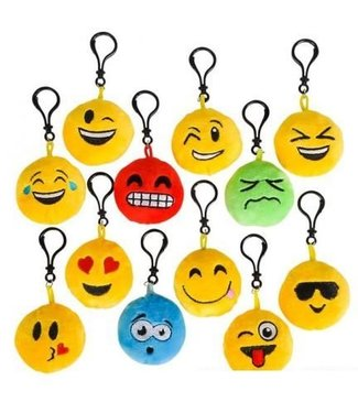 Emoticon Key Chain - Assorted Style by Rinco