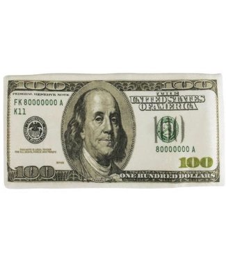 "Plush $100 Bill - 11"" by Rinco"