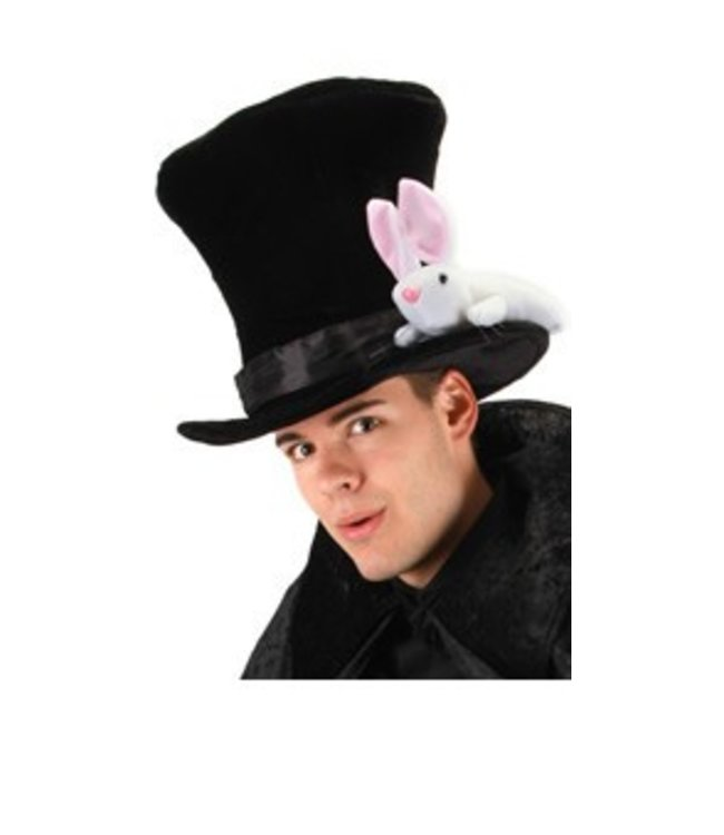 Elope Magic Top Hat with Rabbit by Elope