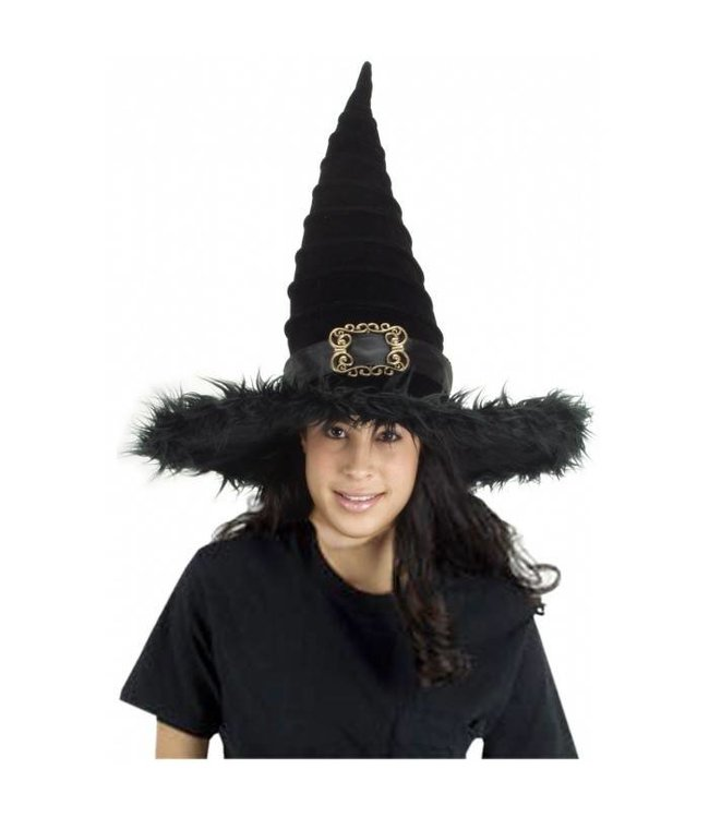 Elope Ridged Witch Hat by Elope
