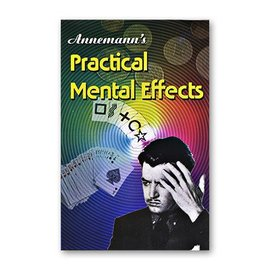 E-Z Magic Book Practical Mental Effects by Theo Anneman from from E-Z Magic