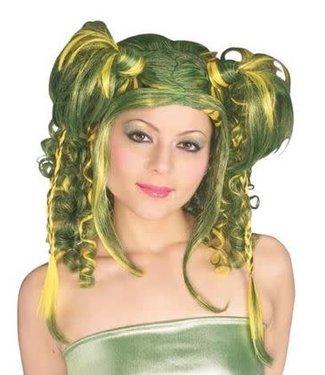 Rubies Costume Company Wig Camo Diva