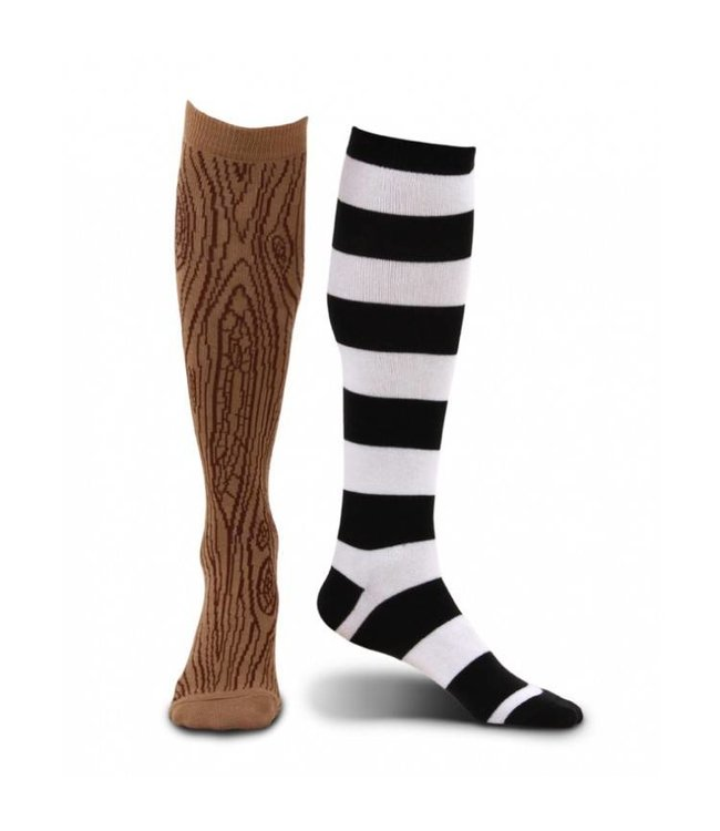 Elope Pirate Peg Leg Socks by Elope
