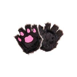 Elope Fingerless Paws, Black by Elope