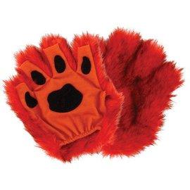 Elope Fingerless Paws, Orange