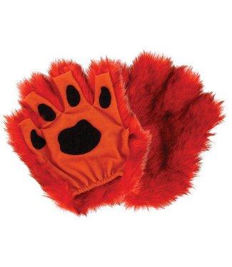 Elope Fingerless Paws, Orange by Elope