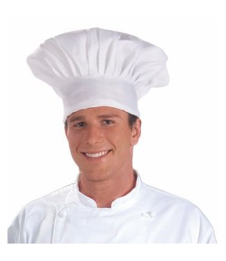 Forum Novelties Cloth Chef Hat