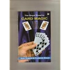 Book Royal Road To Card Magic by Jean Hugard And Frederick Braue from E-Z Magic