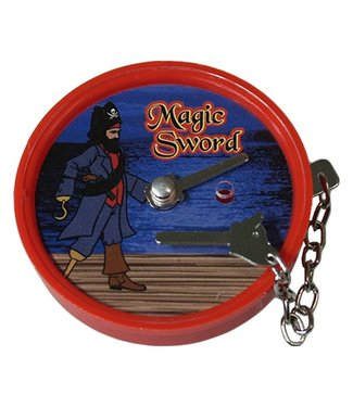 Magic Sword Trick Assorted Theme