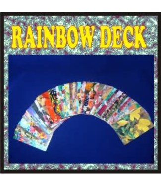 The Essel Magic Rainbow Deck by Ronjo