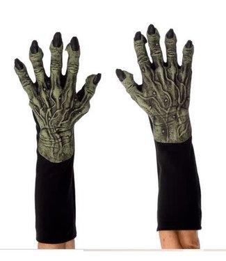 zagone studios Green Witch Monster Gloves