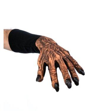 zagone studios Pumpkin Gloves - Full Action