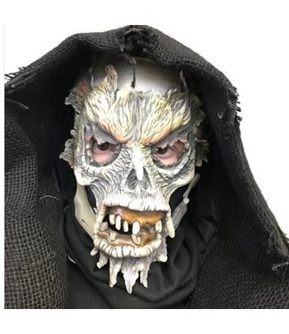 zagone studios Collectors Edition Decayed Head Sock Monster Zombie Latex Face Mask
