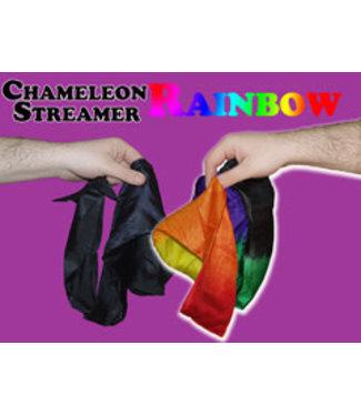 Silk Chameleon Rainbow Streamer by Ronjo