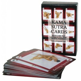 Forum Novelties Kama Sutra Playing Cards - Adults 18+
