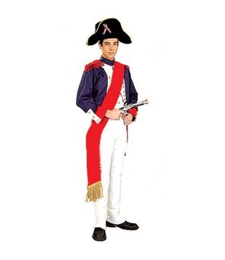 Rubies Costume Company Napoleon Deluxe - Adult Std 44 By Rubies