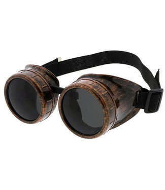 Sunglasses - Steampunk Goggles Assorted Colors